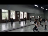 Choreography by Sasha Putilov (Mot, L~one, TimatiWhere is the power, bro) 1