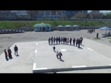 1 май с активистами Профкома ДГУ