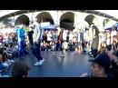 Ruffneck Attack (ukraine) VS Go with the flow (France) European Concrete Jam 2016