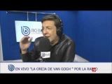 La Oreja de Van Gogh - Entrevista Radio Bio Bio (Chile) 2016