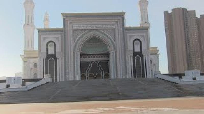 мечеть Хазрет Султан, Астана 2016 г. Кажуева Жулдыз и Нагорная Лиза
