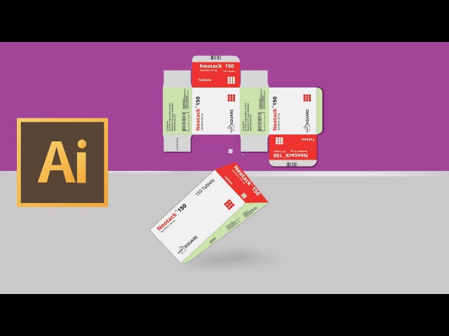 How to learn Graphic design Rabbittlesilly PACKAGING DESIGN illustration 2 3D Tutorial illustrator