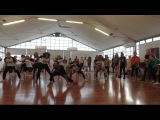 Future Fambo - Badda Dan Dem (Choreography by Lorenzo Hanna) Dancehall Funk Israel
