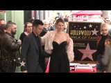 Adam Levine and Behati Prinsloo Bring Baby Dusty Rose to Hollywood Walk of Fame Ceremony