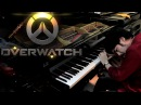 Overwatch Victory Main Theme Piano Solo Cover Leiki Ueda