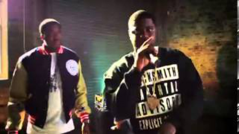 XXL Freshmen 2011 Cypher - Part 3 - Meek Mill, Big K.R.I.T. Fred The Godson