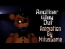 [SFM] [FNAF] Another Way Out by Hollywood Undead