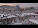 PSU Snow Days January 2017 Aerial Footage