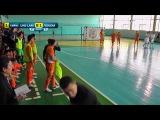 Highlights / Юні-Ламан 1:6 Локомотив / 11 ТУР / Екстра-ліга 2016/2017