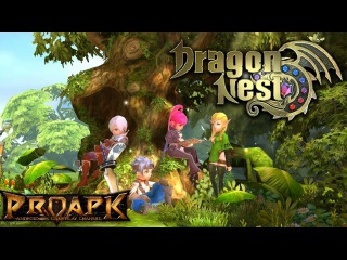 DRAGON NEST MOBILE Android Gameplay (CN)