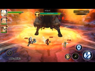 Dragon Nest - Saint Haven (Android/iOS) Gameplay