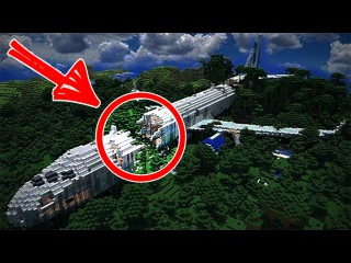 PLANE CRUSH IN MINECRAFT | HOW TO SURVIVE ON ISLAND WITH RUSSIAN FRIEND
