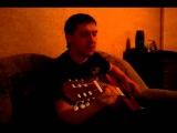 Военные песни под гитару Синяя река.mp4