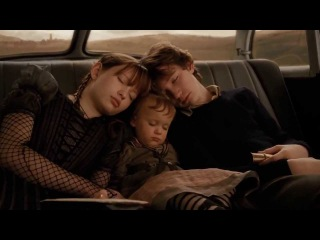 The ending to the film adaption of A Series of Unfortunate Events is surprisingly touching.