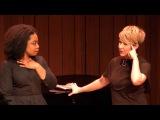 Guildhall Masterclass: Joyce DiDonato Vocal Masterclass - Francesca Chiejina