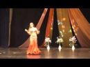 Карина Латковская, Первенство Украины 2011 по belly dance, тренер-постановщик Вера Роз