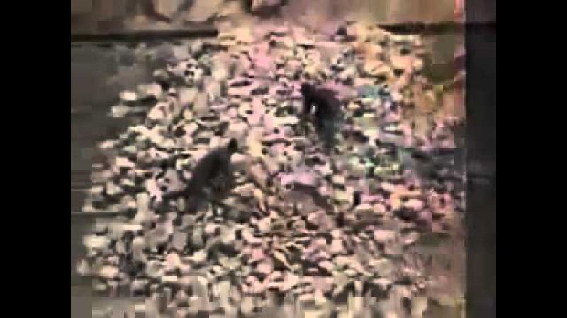 Уничтожение Армянских Хачкаров( в Джульфе)