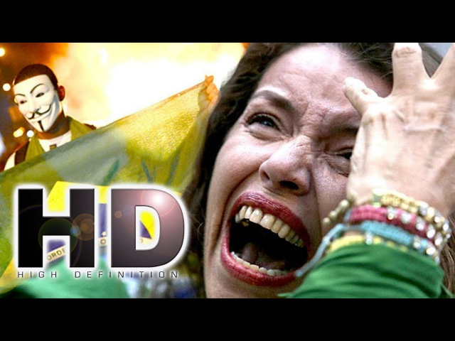 Brazil vs Germany 1 7 Highlights FIFA World Cup 2014 HD