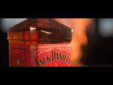 Packshot Jack Daniel's Tennessee Fire Whiskey FireHood Production