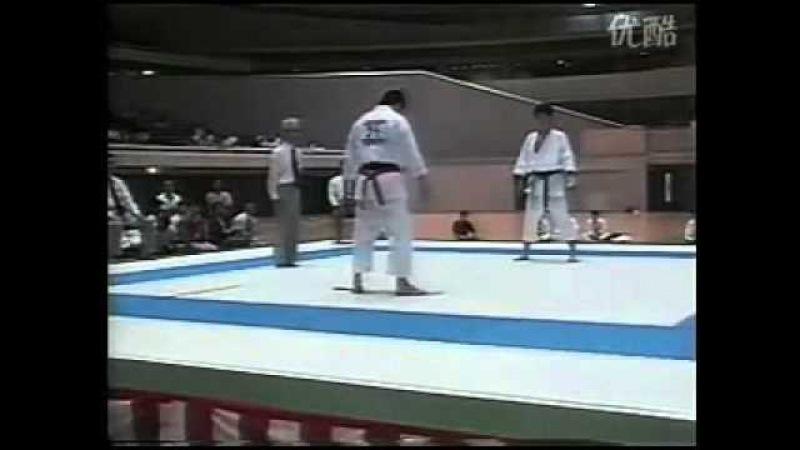 JKA Tatsuya Naka VS Takuya Taniyame