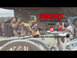 This is UR World: Inside the MTB world cup circuit full movie