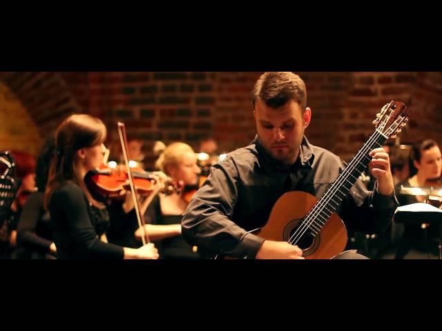 Aleksander Tansman - Hommage a Manuel de Falla na gitarę i orkiestrę smyczkową