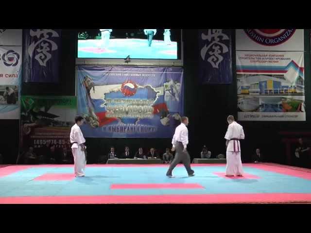 WFKO. Evgeniy Mamro vs. Mizuno Shyota | Евгений Мамро vs. Мидзуно Шёта