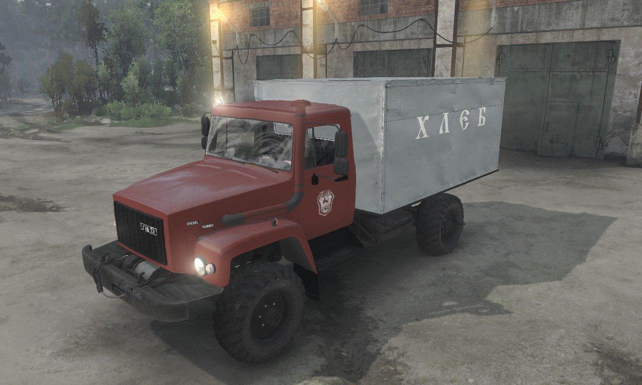 ГАЗ-3308 «Садко» для 03.03.16 для Spintires - Скриншот 3