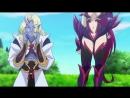 Momo Kyun Sword / Духовный Меч Момо - 12 серия END [Озвучка: MVO (Loster, Emeri, Ray & Sati Akura)]