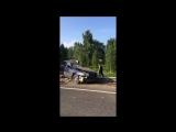 Авария на Алтае
