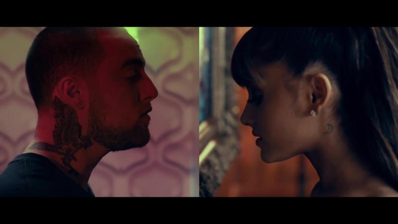 Mac Miller - My Favorite Part (feat. Ariana Grande) новый клип 2016 Ариана Гранде Грандэ