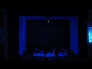 х.а. настроение -Зима.номинация эстрадный танец. возр.катег. 11-14 лет. рук. Фалалеева И. В.