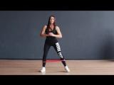 Упражнения для ягодиц с резинкой | Новая тренировка для мышц попы от [Workout | Будь в...