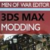 ✮✪ Men of War Editor   3D Max   3D Modding ✪✮
