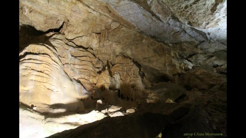Абхазия Новоафонская пещера 2017