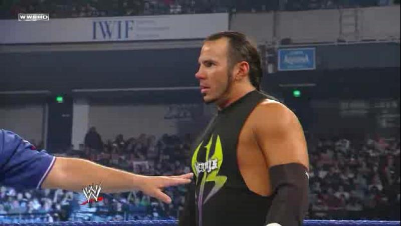 Wrestling Online: 17.MVP vs Matt Hardy(WWE.Backlash.2008)