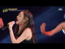 Perf Ladies Code x Oh My Girl - 24 Hours Sunmi Cover NoNoNo A Pink Cover 160823 jTBC Girl Spirit