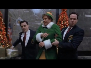 Elf (2003) - Will Ferrell James Caan Bob Newhart Edward Asner Mary Steenburgen Zooey Deschanel Michael Lerner