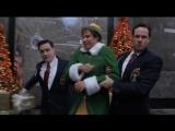 Elf (2003) - Will Ferrell James Caan Bob Newhart Edward Asner Mary Steenburgen Zooey Deschanel Michael Lerner