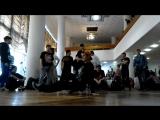 B-boy Black Wolf #bboyblackwolf Джем на Битва Стилей 2017 г.Владимир #breakdance #битвастилей ...))