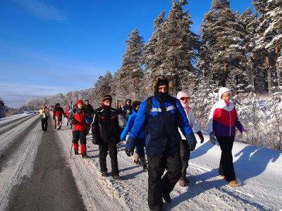 Ветераны самарского туризма и движения авторской песни в очередной раз отправились на новогодние каникулы в...