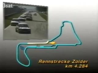 1990 DTM Zolder Rounds 1 & 2 (Deutsch)