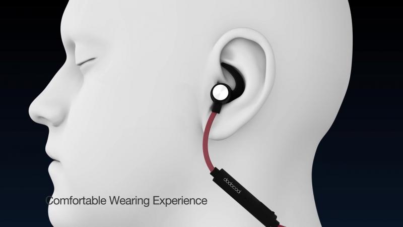 Dodocool Wireless Stereo Sports In-Ear Headphone