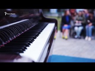 Юная пианистка из Крыма выпустила первый музыкальный альбом