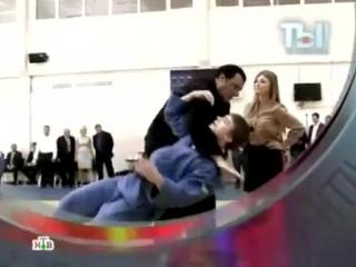 Стивена Сигала «кинули» в Москве