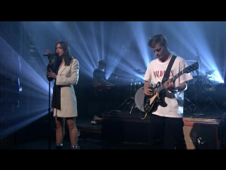Martin Garrix & Dua Lipa -Scared to Be Lonely (The Tonight Show Jimmy Fallon)