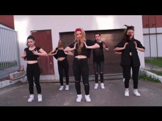 Chikibro l choreo by julia blashkova and dilya bakirova l