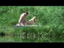 Трах нудистов на озере