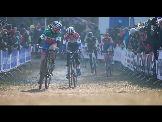 Women's Elite - 2016/17 Telenet UCI Cyclo-cross World Cup - Hoogerheide (NED)