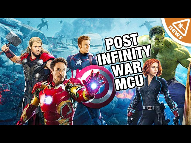 What Will the Post Avengers Infinity War MCU Look Like? (Nerdist News w/ Jessica Chobot)